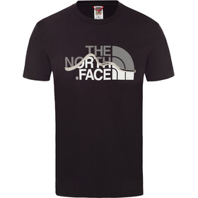 The North Face Mountain Line SS T-shirt Herrer, sort